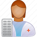 ambulance, chemist, drugs, healthcare, medical, medicine, pharmacy icon