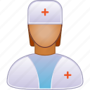 doctor, health, healthcare, hospital nurse, lady, medical, medicine icon
