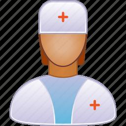 doctor, health, healthcare, hospital nurse, lady, medical, medicine icon