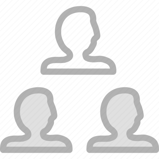 business, customers, group, office, peoples, team, users icon