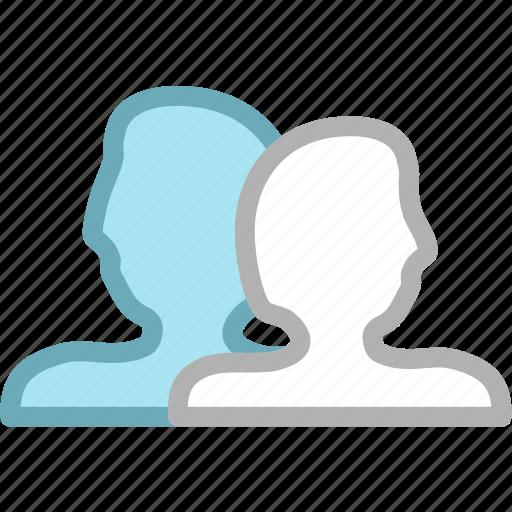 customers, membership, peoples, users icon