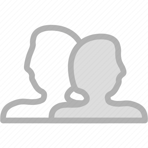 customers, member, peoples, users icon