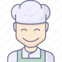 chef, cook, cooking icon