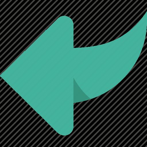 arrow, arrows, direction, left, previous icon