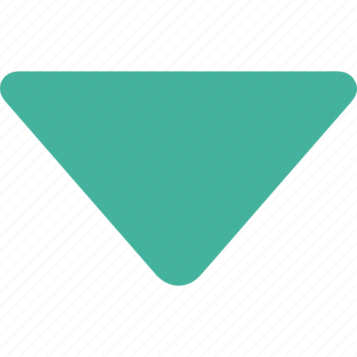 arrow, arrows, bottom, direction, down icon