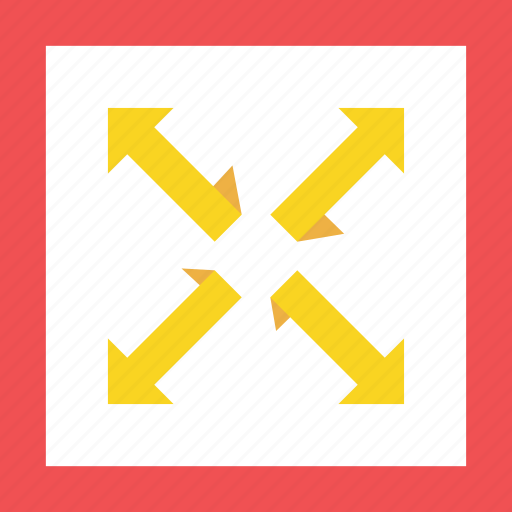 Full, red, yellow icon - Download on Iconfinder