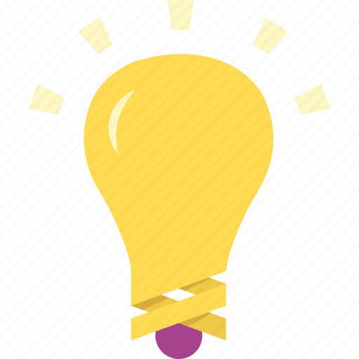 bulb, electric, electricity, energy, idea, ideas, idées, lamp, light, light bulb, lightning, off, on, power, thinking, yellow icon