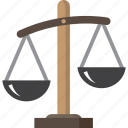court, criminal, judge, law, lawyer, lawyers icon