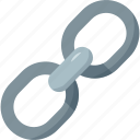 chain, connect, connection, internet, leash, link, network, networks, round, seo, series, share, string, train, url, web, website, websites icon