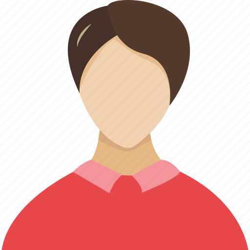 avatar, face, friend, friends, group, human, male, man, men, person, profile, red, user, users icon