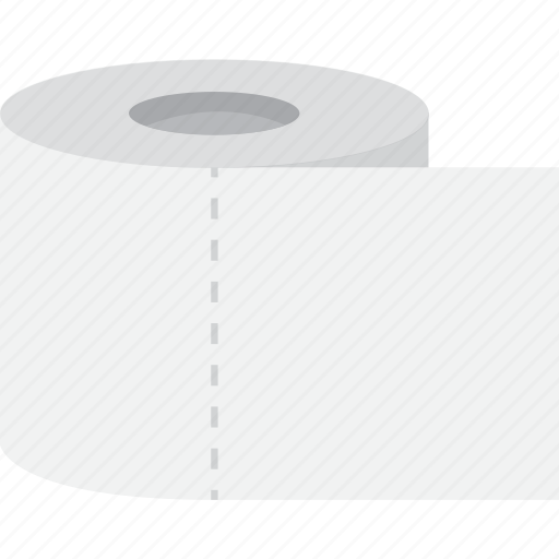 bathroom, loo, paper, restroom, toilet, toilet paper, wc icon