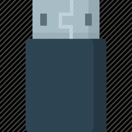 clé, computer, connector, disk, drive, port, storage, usb, wiez icon