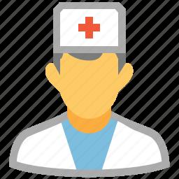 care, doctor, health, hospital, medical, medicine, nurse icon