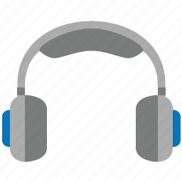 audio, head phones, music, phone, sound, speaker, support icon