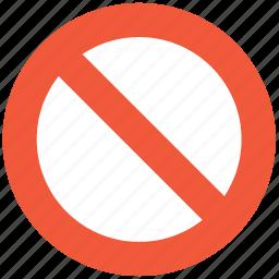 close, closed, delete, entry, exit, no, private icon
