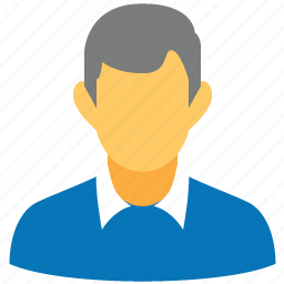 account, client, customer, man, people, person, user icon