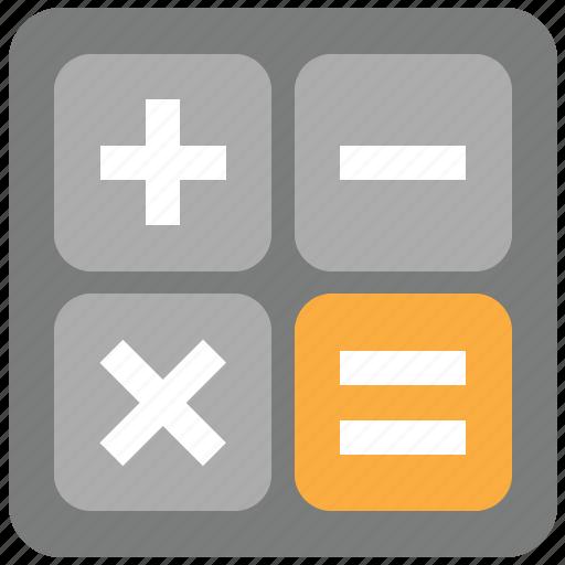 arithmetic, calc, calculation, calculations, math, mathematics, taxes icon