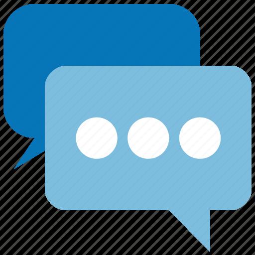 bubble, chat, forum, message, talk, text, voice icon