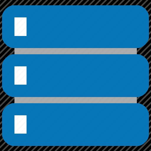 bigdata, data, database, db, repository, server, storage icon