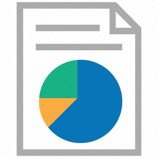 data graph market pie chart report sales statistics