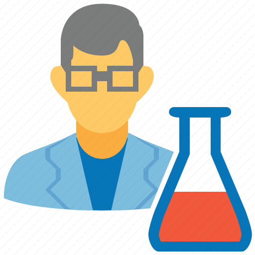 chemical, chemist, research, science, scientific, scientist, solution icon