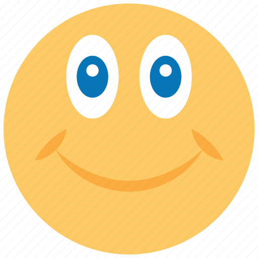 emoticon, face, glad, happy, laugh, smile, smiley icon