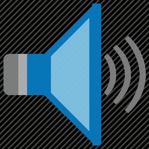 audio, midi, music, song, sound, speaker, volume icon