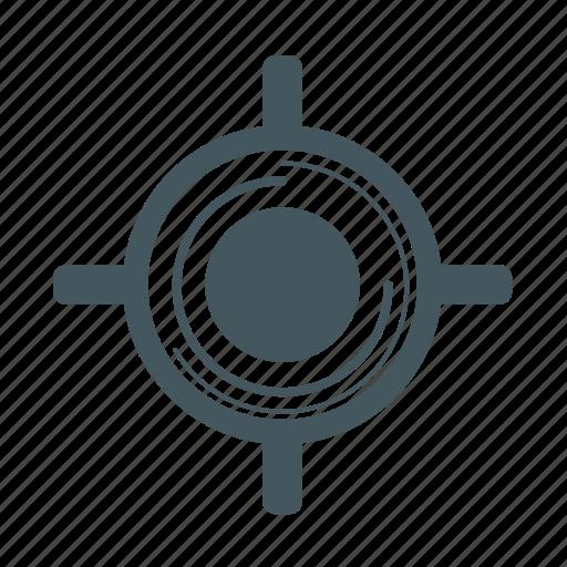 Gps, target icon - Download on Iconfinder on Iconfinder