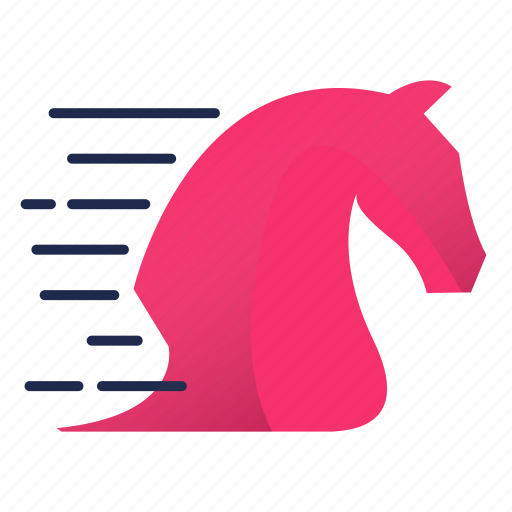 fast, horse, performance, speed icon