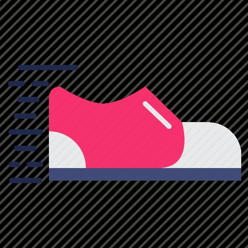 footwear, shoes, sneakers, spring icon