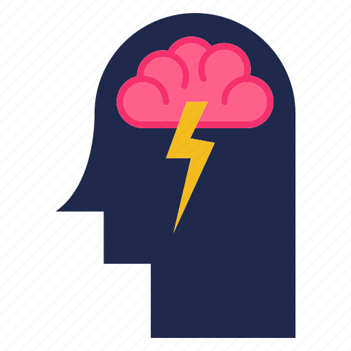 creative, idea, innovation, mind, performance, thinking icon