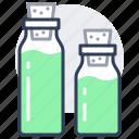 perfume, bottle, essential, oils, glass