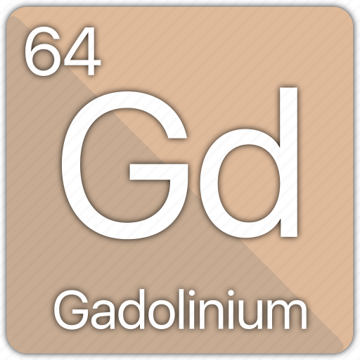 atom, atomic, element, gadolinium, periodic, periodic table icon