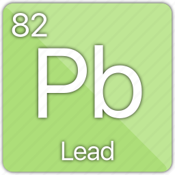 atom, atomic, basic-metal, element, lead, pencil, periodic table icon
