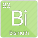 atom, atomic, basic-metal, bismuth, element, periodic table icon