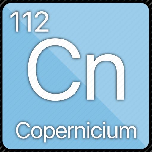 atom, atomic, copernicium, copernicus, element, metal, periodic table icon