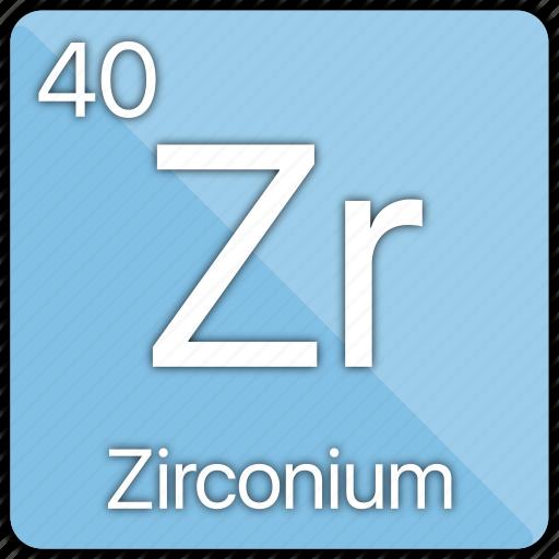Atom atomic element metal periodic table zirconium icon icon atom atomic element metal periodic table zirconium icon urtaz Images