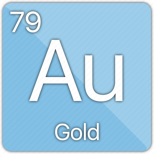 Good Coin, Currency, Element, Gold, Medal, Metal, Periodic Table Icon