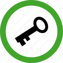 access, granted, password, safety, secure, security icon