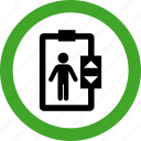 direction, elevator, permitted, use icon