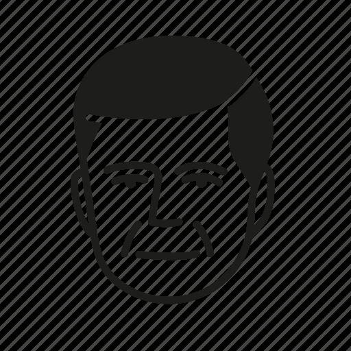 face, human, male, man, persona, user icon