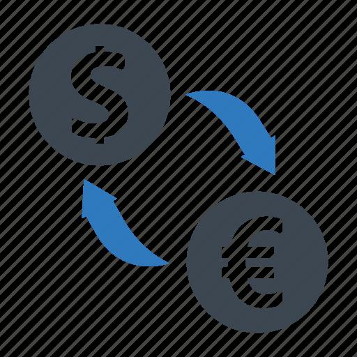 Exchange, money, transfer icon - Download on Iconfinder