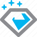 diamond, finance, gem icon