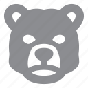 bear market, finance, stock market icon