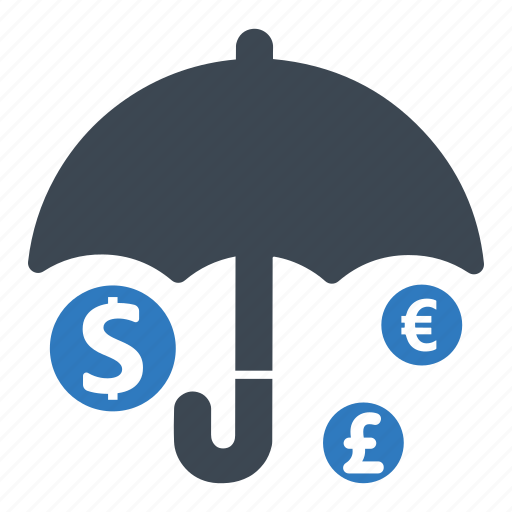 insurance, investment, protection icon