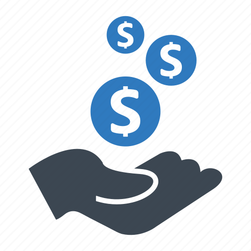 income, payment, profit icon