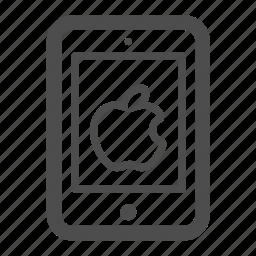 apple, ipad, mac, pad, pc, tablet icon