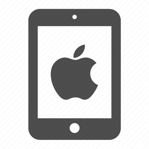 apple, computer, ipad, mac, tablet icon