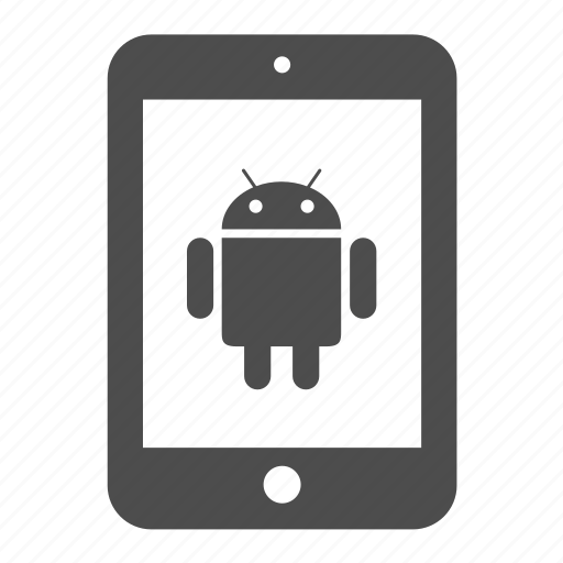 android, computer, tablet icon