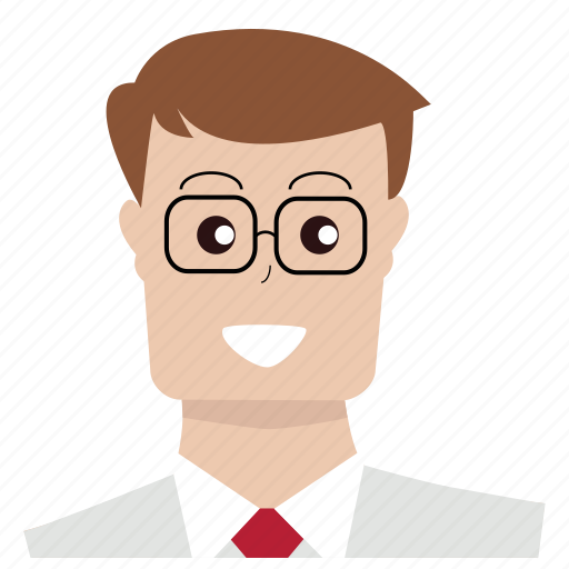 avatar, business, businessman, man, people, person, user icon